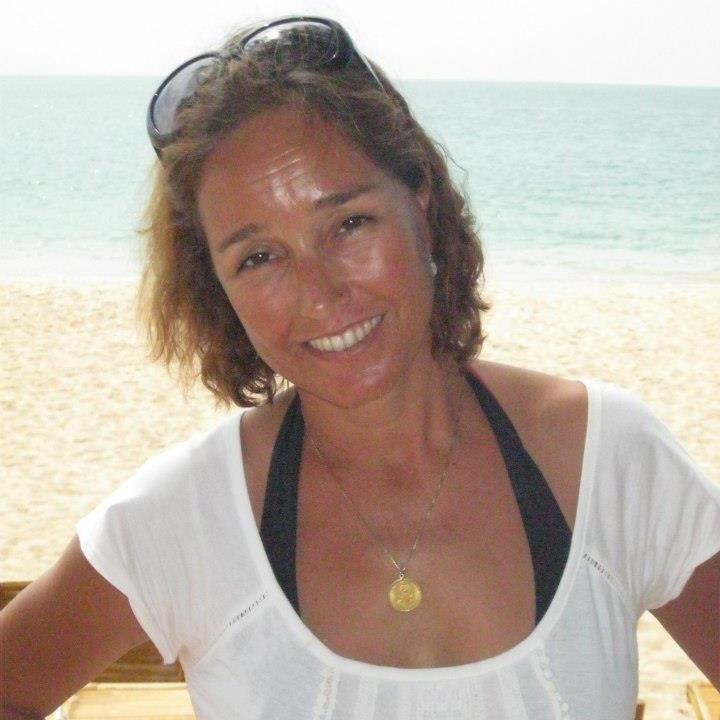 PADI Course Director Lisa